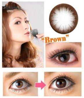 Circle lenses or contact lenses
