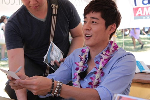 seo ji-seok in Hawaii