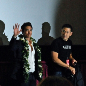 Daniel Henney makes special appearance at Honolulu International Film Festival with film, 'Shanghai Calling'