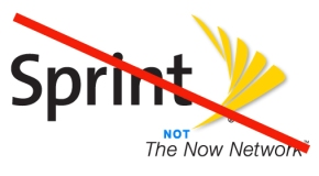 sprint ban, sprint logo, avoid aprint, truth about sprint