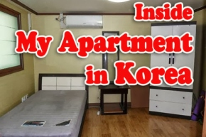 korean apartment tour